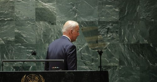 At the United Nations, Biden is still trying to convince the world America is back