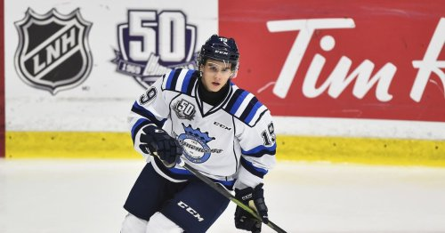 Théo Rochette to be invited to the Maple Leafs Prospect Camp — Report