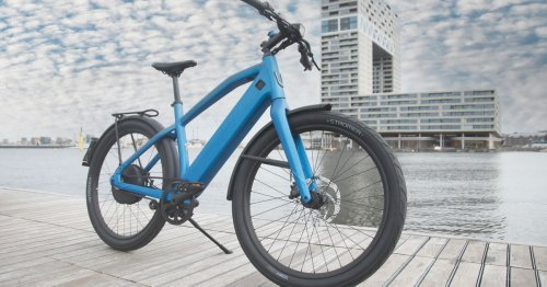 Stromer ST2 e-bike review: too hot for Europe
