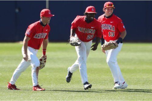 Arizona shakes off early deficit, holds off Cal to clinch third straight Pac-12 series