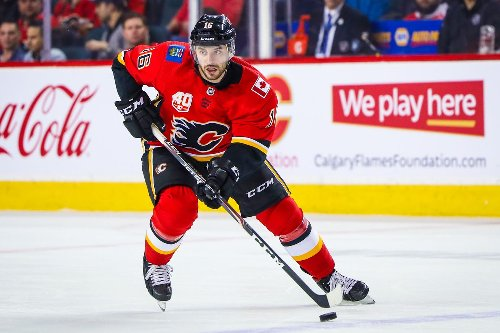 Calgary Flames Lose Two More Players To Free Agency