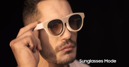 Samsung imagines how its first AR glasses might look in these leaked concept videos