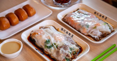 Guangzhou Restaurant Chain Opens Downtown Serving Its Time-Honoured Rice Noodle Rolls