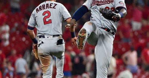 Game 106: Twins @ Cardinals