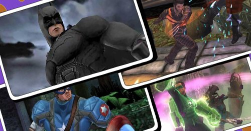 The Marvel and DC games you never played, but should have