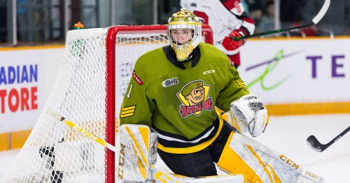 Getting to know Montreal Canadiens #214 pick Joe Vrbetic