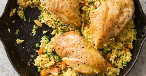 Menu planner: Curried chicken and rice, easy and delicious