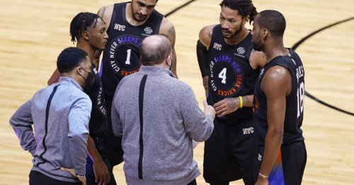 The 2022 Knicks' Bench Mob