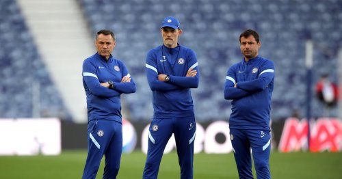 Tuchel's coaching staff working as one to keep Chelsea at Champions League-winning levels