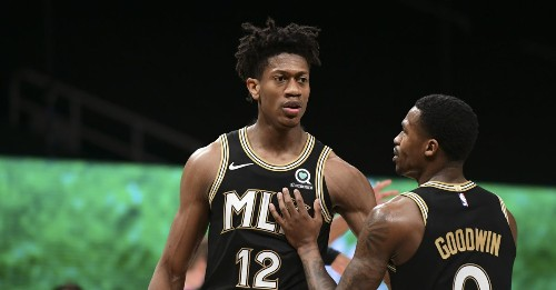 The emergence of De'Andre Hunter