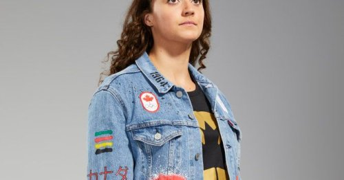 Canada's 'Canadian tuxedo' look for the Olympics is perfect