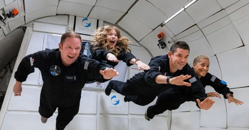 Streaming space tourism is the new reality TV