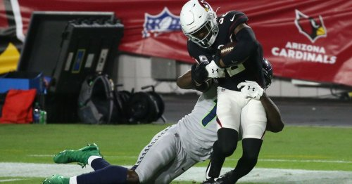 The Seahawks should not have allowed DK Metcalf to enter this race