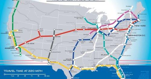 Gen Z's high-speed rail meme dream, explained
