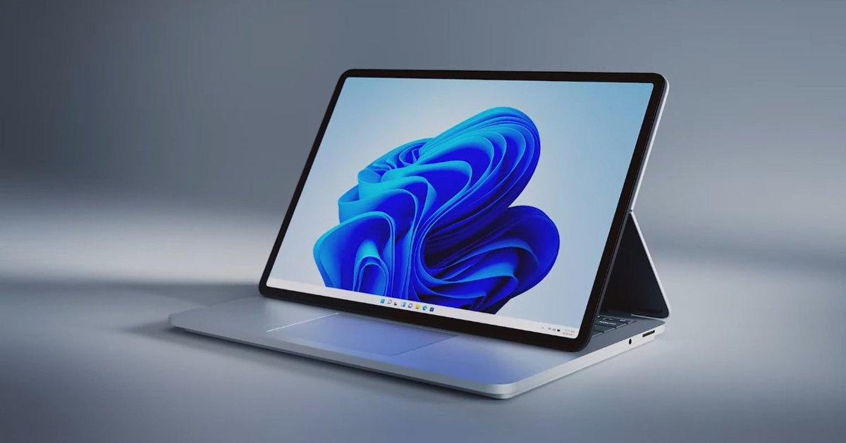Surface Laptop Studio is Microsoft's new powerful flagship laptop