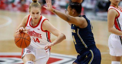 UConn women's basketball lands Ohio State grad transfer Dorka Juhász