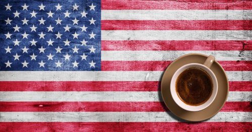 Right-wing coffee companies want to make coffee great again