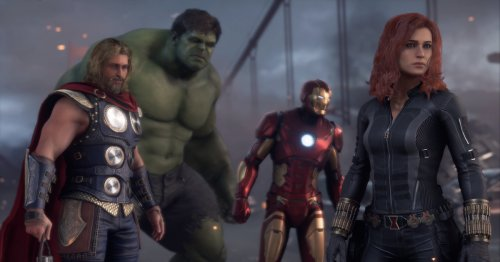 Marvel's Avengers' XP grind is about to get even slower, for some reason