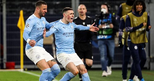 Match Report – Foden Rocket Fires Manchester City Into Semi Final