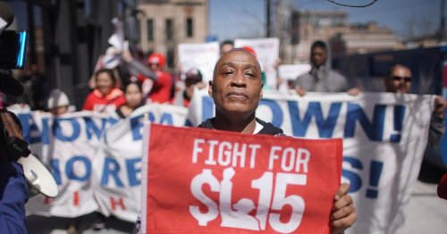 Poll: 61% of likely voters support Democrats' gradual minimum wage hike