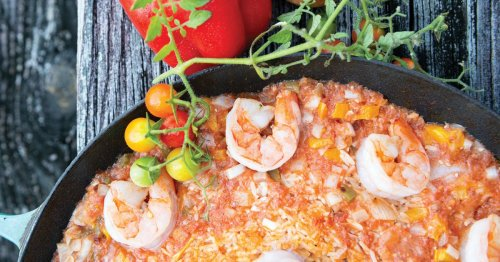 A Shrimp Creole Recipe That's Fed Generations on a Coastal Georgia Farm