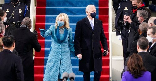 5 winners and 3 losers from Joe Biden's inauguration