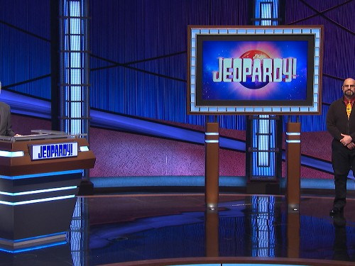 After 30 years, he finally made it on 'Jeopardy!' — for Alex Trebek's final game