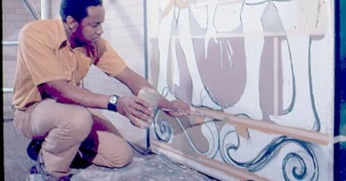 Eugene 'Eda' Wade, 'master artist' who worked on landmark Wall of Respect, dead at 81