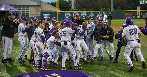 TCU Baseball 9, Oklahoma State 8: Power Surge knocks out Cowboys