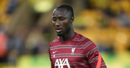 Naby Keita Injury Feared More Serious Than Expected