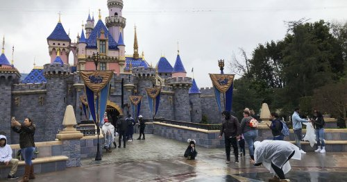 What's next for Disneyland? Disney's CEO recently revealed when the park may reopen