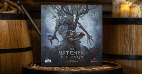 The Witcher: Old World is an epic prequel produced in partnership with CD Projekt Red