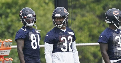 Bears RB David Montgomery was good in 2020, but aspires to do much more