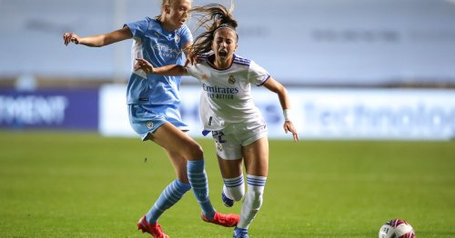 Manchester City Women Crash Out Of Champions League
