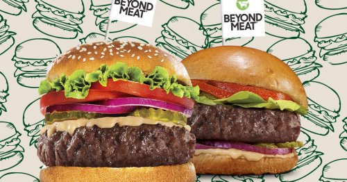 Beyond Meat launches new burgers that are juicier and lower in saturated fat