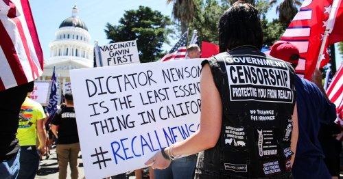 The effort to recall California Gov. Gavin Newsom, explained