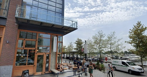 The Wharf Is Getting a Casual French Bistro With Waterfront Views This Summer