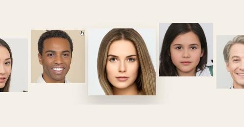 100,000 free AI-generated headshots put stock photo companies on notice