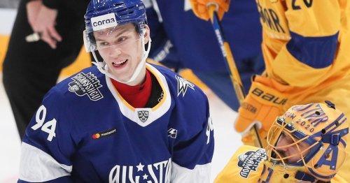 Maple Leafs sign Kirill Semyonov to a one year ELC