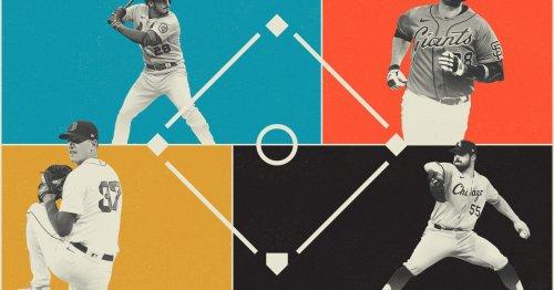 The 2021 MLB Quarter-Season Power Rankings