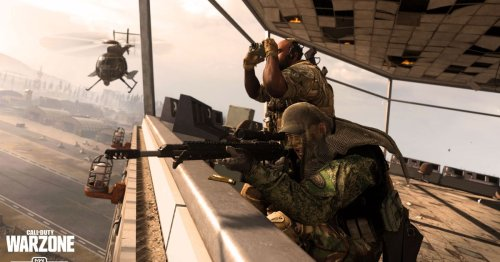 Activision admits the complete Call of Duty experience no longer fits on an original PS4