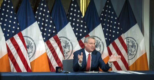 De Blasio promises to staff up 'situation room' response to school COVID cases
