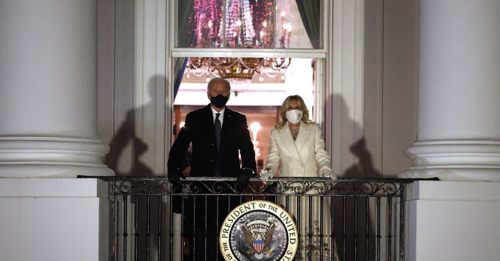 Inauguration Day 2021 - cover