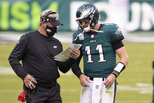 Eagles at the Halfway Point: Playoffs or Draft Pick?