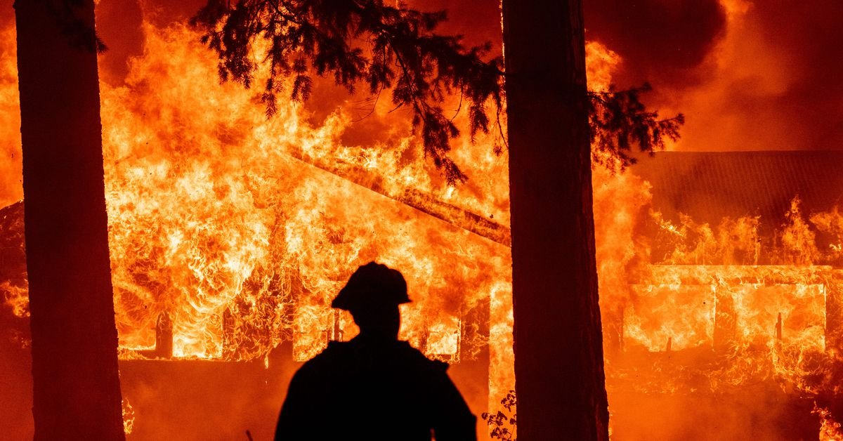 The West is burning. Climate change is making it worse.