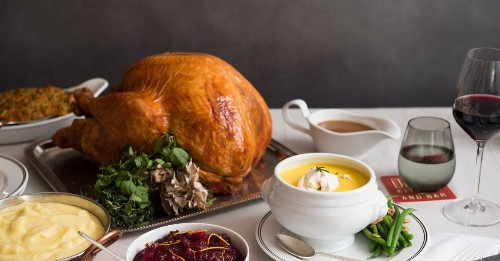 Where to Eat on Thanksgiving Day in D.C.