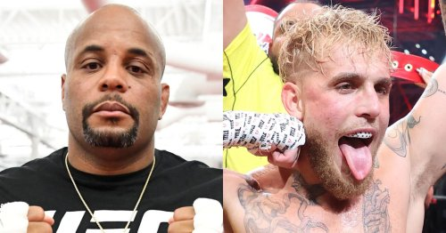 "Daniel Cormier on Jake Paul: ""This dude would never fight me, I would kill him"""
