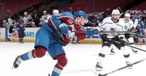 Kings at Avalanche postponed due to COVID-19 protocols