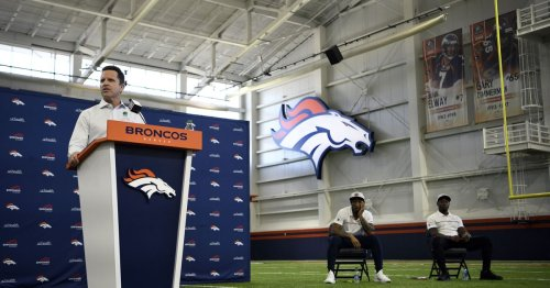 Who should the Broncos take in the Mile High Mock?
