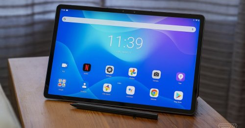Lenovo's Tab P11 Pro with an OLED screen is just $310 at eBay